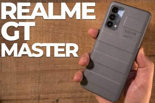 Recensione Realme GT Master: è uno dei migliori (Grazie Realme UI, Grazie Qualcomm!)