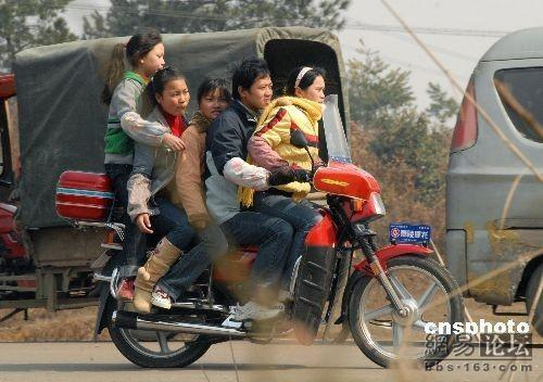 china funny pictures, overloaded