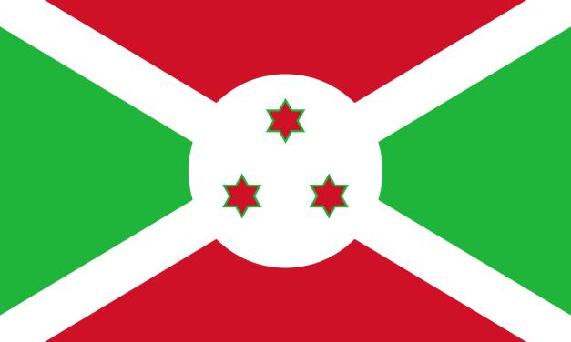 Burundi, demande de visa pour la Chine