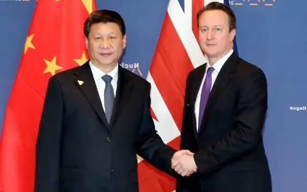 David Cameron veut lever un fonds d'investissement chinois