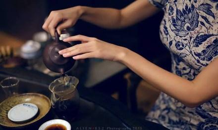 La Chine, patrie du thé