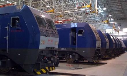 Un wagon de métro construit en fibre de carbone