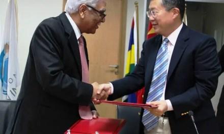Une nouvelle étape s'annonce dans les relations Chine – Maurice