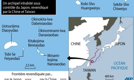 Face à la Chine, le Japon s'arme