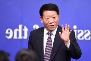 Yin Weimin, ministre des Ressources humaines et de la Sécurité sociale