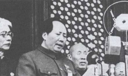 Mao Zedong et le département de la propagande