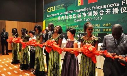 Nouvelle entente entre le Sénégal et la Chine