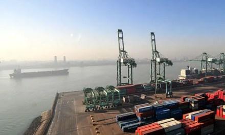 Chute des exportations de 4,1%