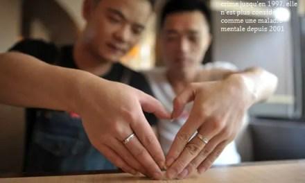 Le mariage gay autorisé à Taïwan