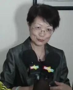 Ambassadrice de la Chine au Mali, Lu Huiying