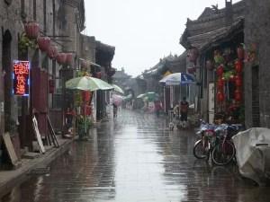 Pingyao,_China_after_rain