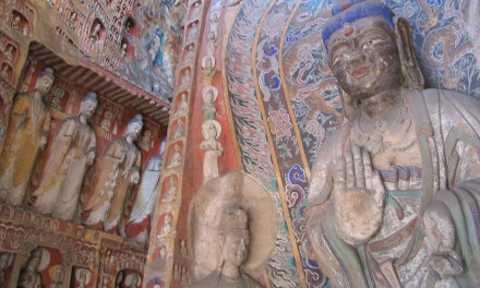 Datong, ville bouddhique