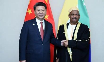 «Les Comores n'ont pas montré plus d'ambitions» envers la Chine