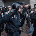 Première arrestation après l'adoption de la loi sur la sécurité nationale
