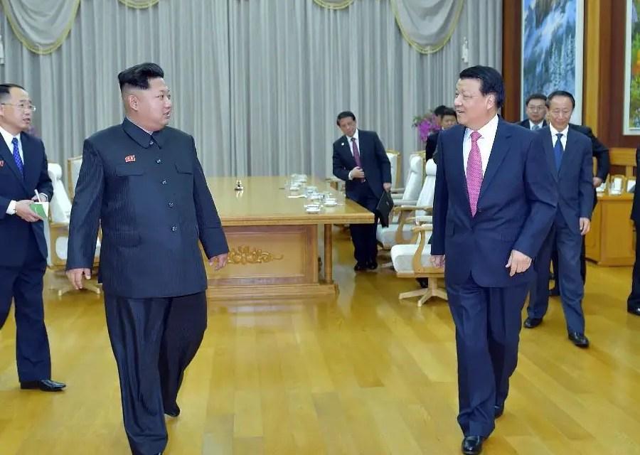 Pyongyang : Xi Jinping appelle à la «retenue» Donald Trump