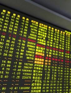 China Financial Markets marché