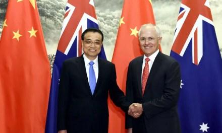 L'Australie, entre la Chine et les Etats-Unis