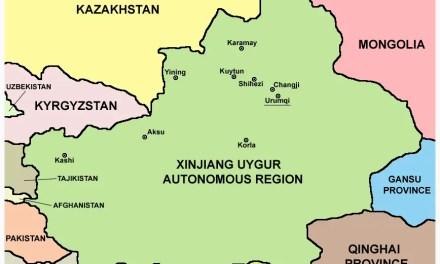 Le Xinjiang secoué par un séisme