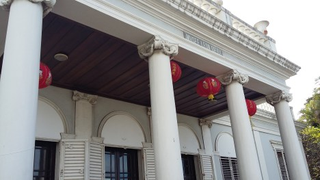 Le Xinjiang à La Réunion