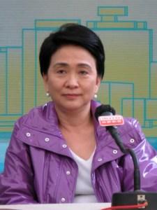 Emily Lau, leader Parti Démocrate