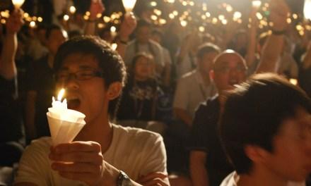 Les Hongkongais ont commémoré Tian'anmen
