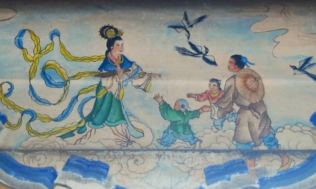 Qixi, la Saint Valentin chinoise