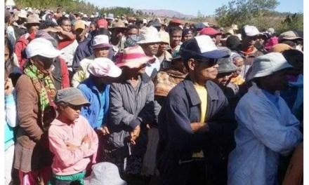 Soamahamanina, ultimatum lancé aux miniers chinois