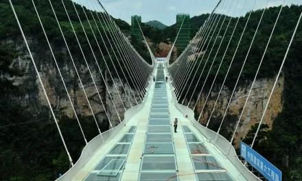 Le Hunan désormais célèbre pour son pont