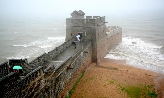 La Grande Muraille se dégrade d'année en année