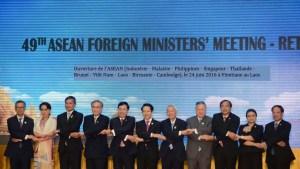 Sommet ASEAN, Vientiane, Laos