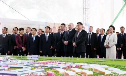 La Chine renforce son partenariat avec la Biélorussie