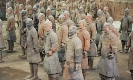 Les statues de Xi'an font encore parler d'elles