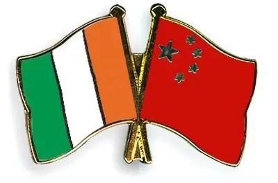 6,6 milliard engagés entre la Chine et la Cote d'Ivoire
