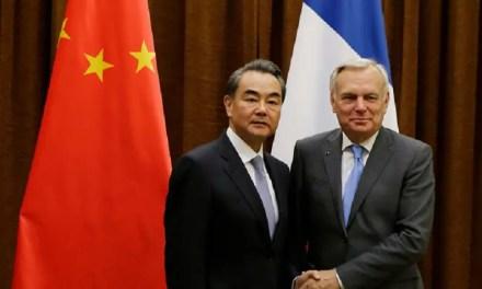 Chine-France : 300 millions €  pour investir en Asie et en Afrique
