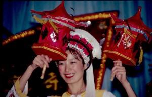 Danseuse Bai
