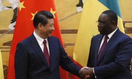 La Chine finance d'importantes infrastructures sénégalaises