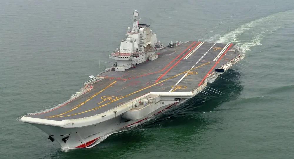 La Chine bientôt muni de porte-avions à propulsion nucléaire