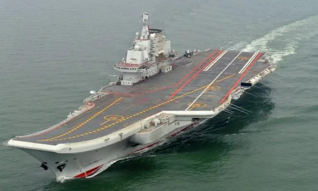 La Chine recevra bientôt son 3e porte-avions chinois