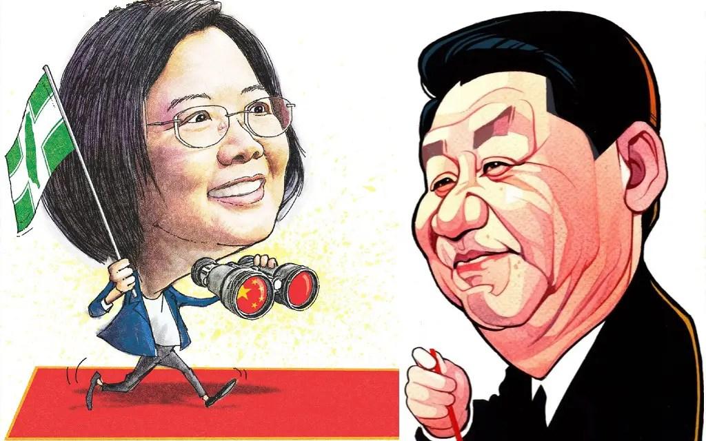 Le pouvoir taïwanais sur la mauvaise route pour Beijing