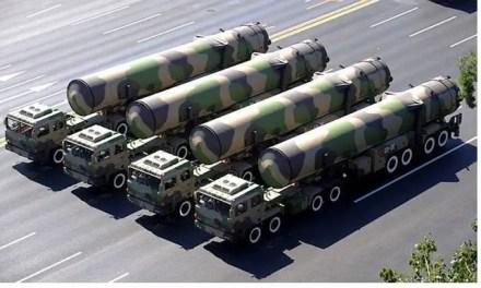 Test d'interception de missile réussi