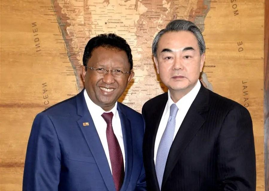 Renforcement des engagements entre la Chine et Madagascar