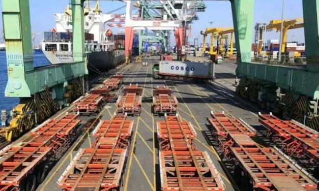 Baisse des exportations à Taïwan