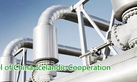 Energie propre. Chinois et islandais puissent la chaleur terrestre