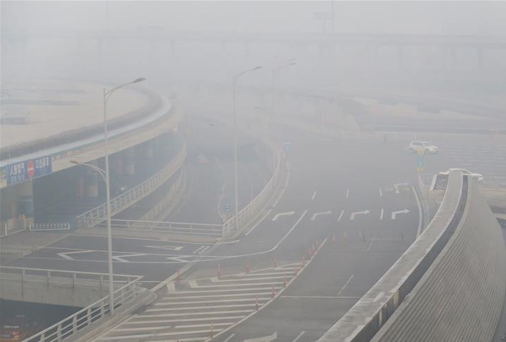 De nouvelles règles anti pollution de l'air à Beijing