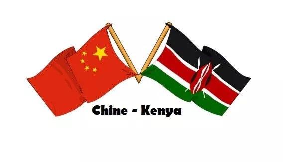 Hausse des importations chinoises au Kenya