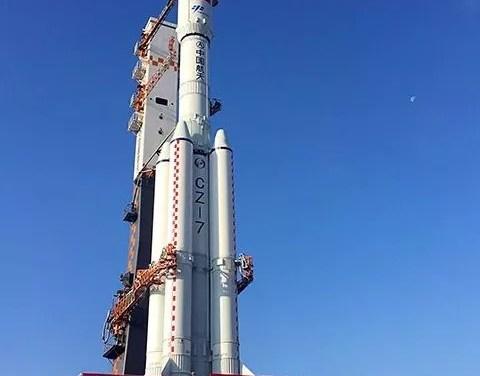 Un nouveau satellite Beidou envoyé dans l'espace