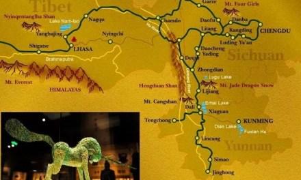 L'ancienne route du thé à l'honneur dans le Liaoning
