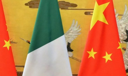 Export-Import Bank of China accorde un financement au Nigéria