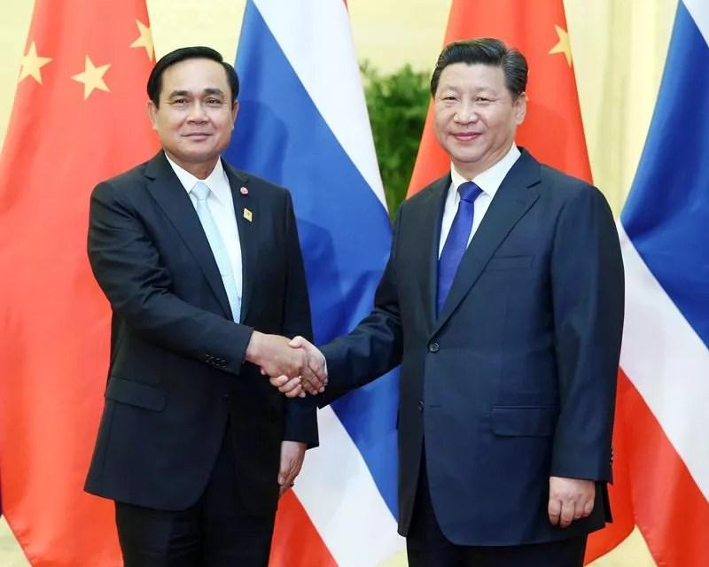 La Thaïlande, nouvel allié de poids en Asie