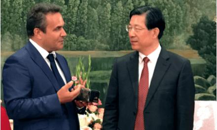 Entretien avec le maire de Tianjin pour renforcer les relations et les actions concrètes